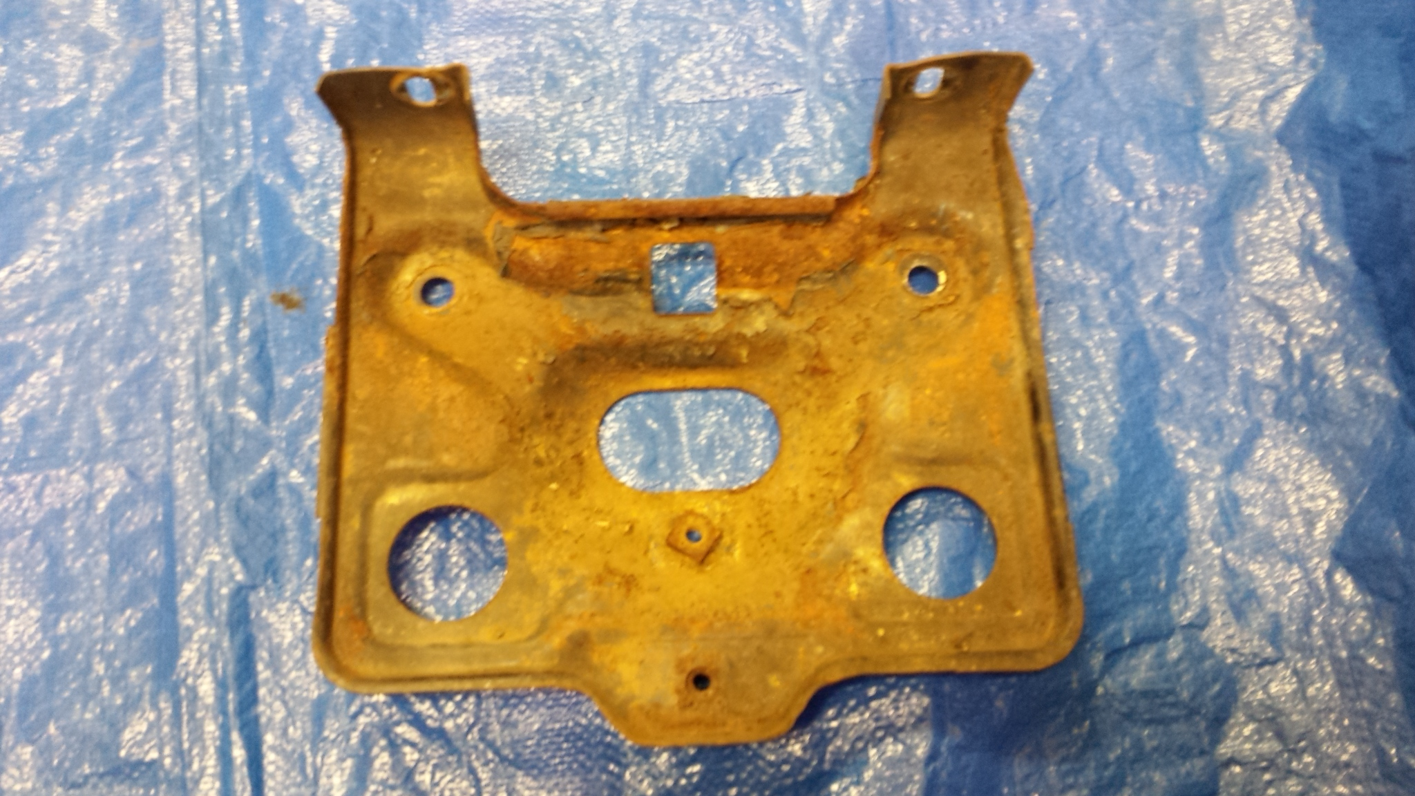 77-85 Chevy Caprice Impala Battery Tray