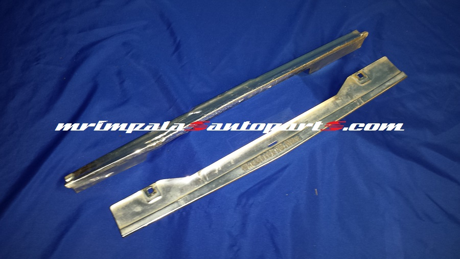 77 78 79 Chevy Caprice Landau Rear License Trim