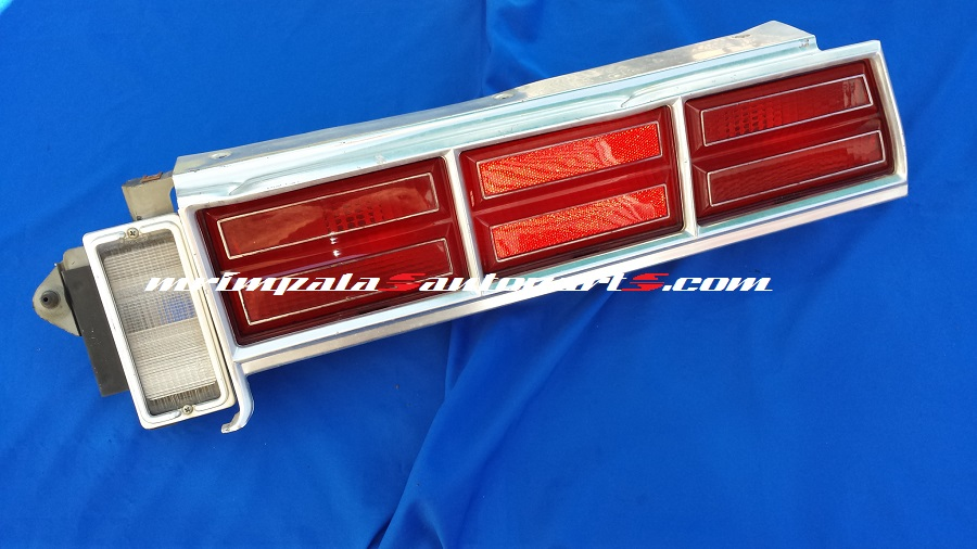 1978 Chevy Caprice Taillight Assembly Right
