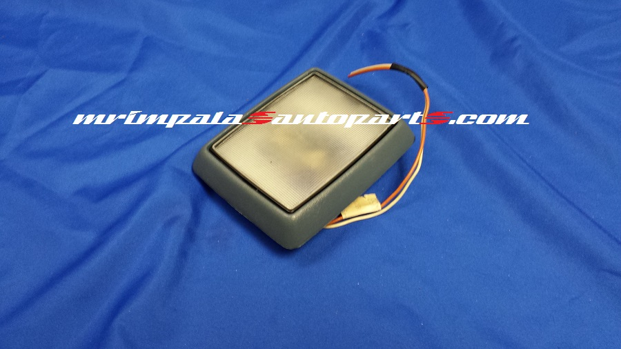 94 Chevy Caprice 9C1 Dome Light, BLUE