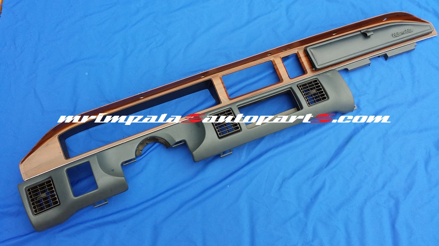 91-92 Oldsmobile Custom Cruiser Wagon Dash Bezel BLUE (SALE)