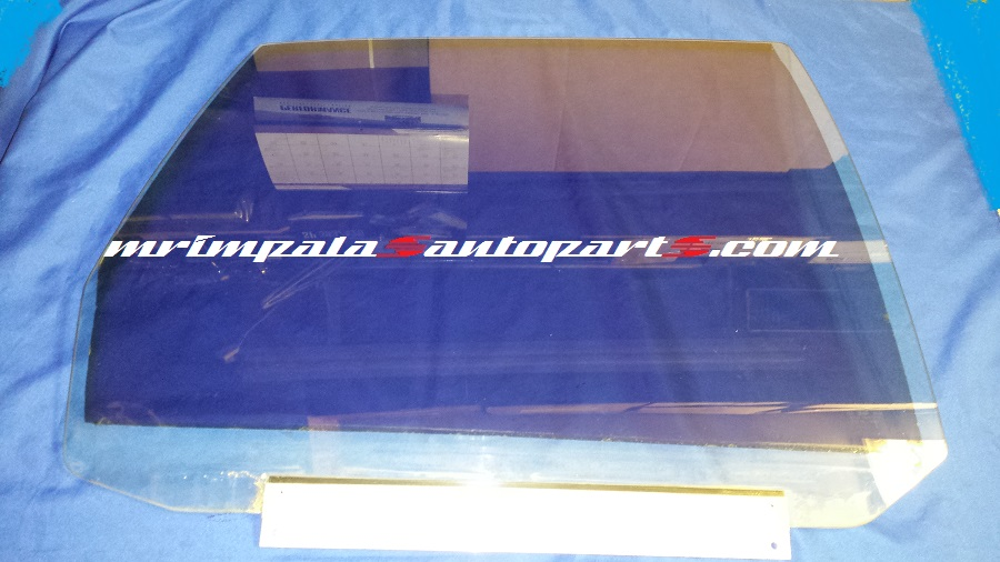 94-96 Chevy Impala SS Caprice 9c1 Right Rear Door Glass
