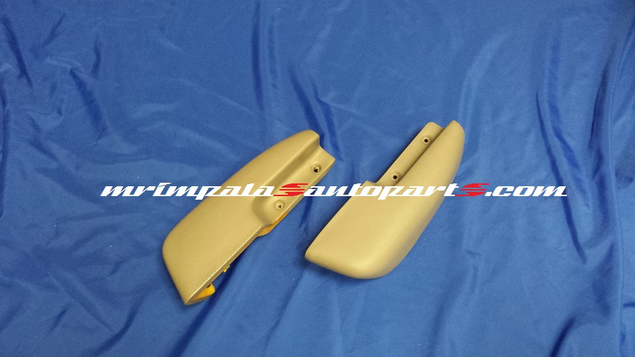 94-96 Chevy Caprice Impala SS 9C1 Arm Rests REAR GRAY