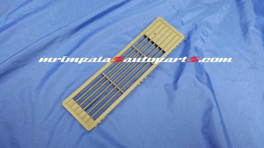 94-96 Chevy Impala SS Caprice 9c1 Defroster Grille Vent GRAY