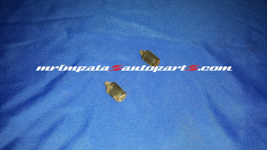 91-96 Caprice Impala SS License bracket bumpers rear