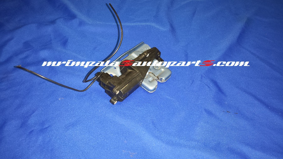 94-96 Impala SS 93-96 Caprice 9C1 Trunk Latch Power Release