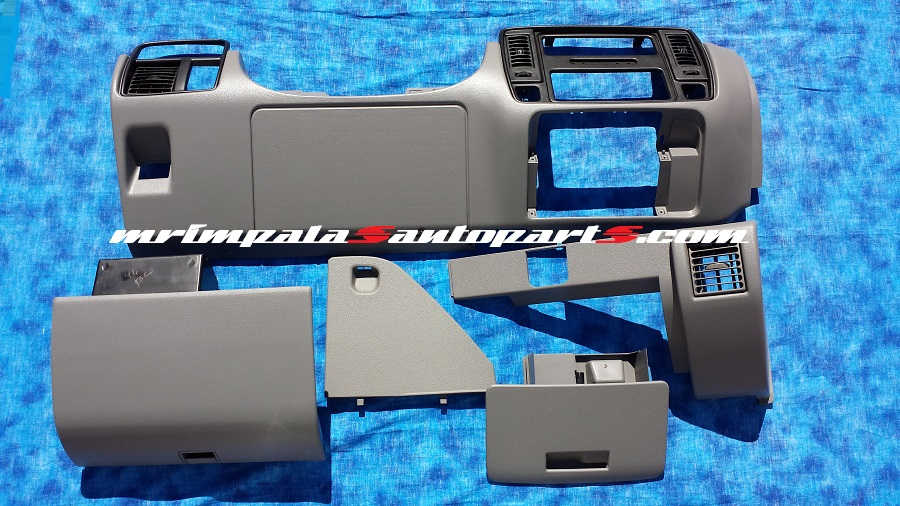 94 95 96 Impala SS Lower Dash Set Reconditioned GRAY