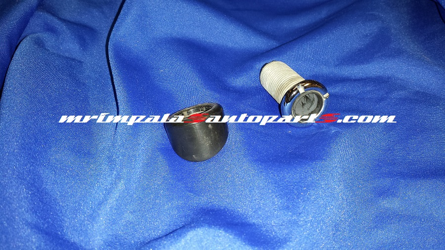 91-96 Chevy Caprice 94-96 Impala SS Power Antenna Bezels 2pc
