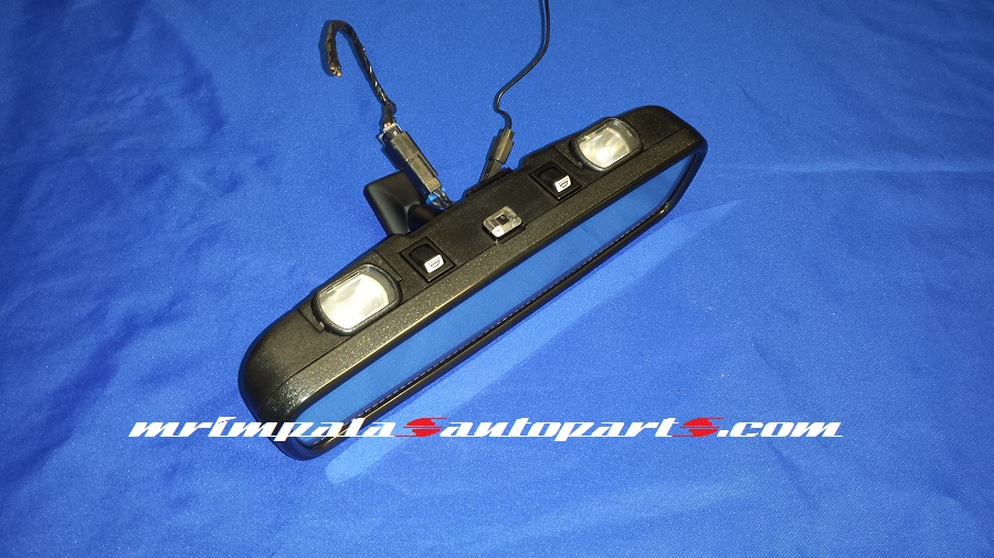 93-94 Caprice 94 Impala SS Rearview Mirror With Dimmer Option
