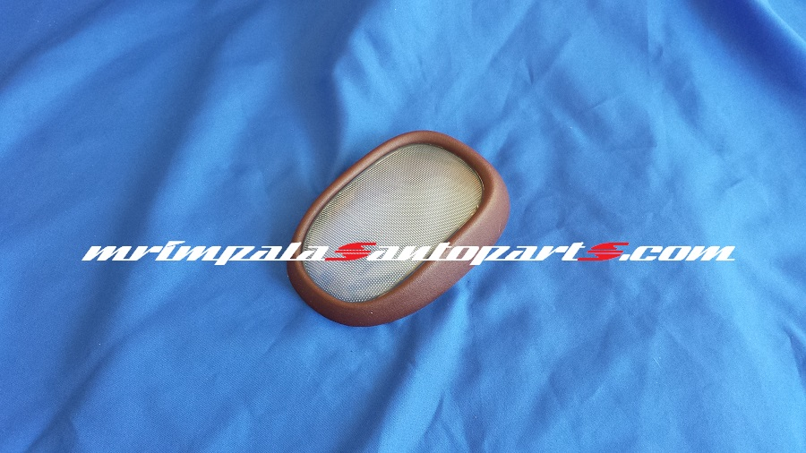 95 96 Chevy Caprice Dome Light Lens and Bezel RED