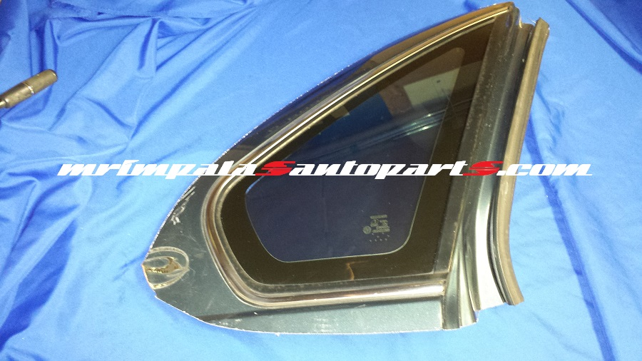 95 96 Impala SS Caprice 9C1 quarter window glass right passenger