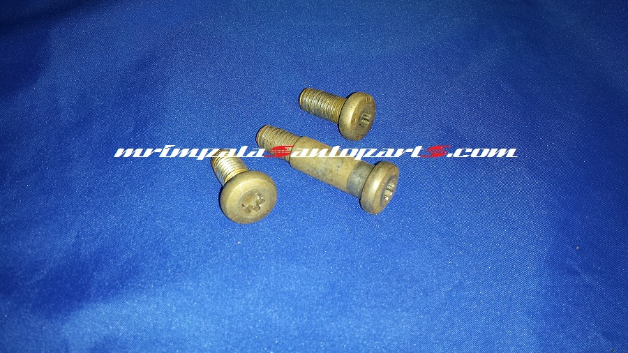 91-96 Caprice Impala SS Seat Belt Bolt Kit Left Front Outer