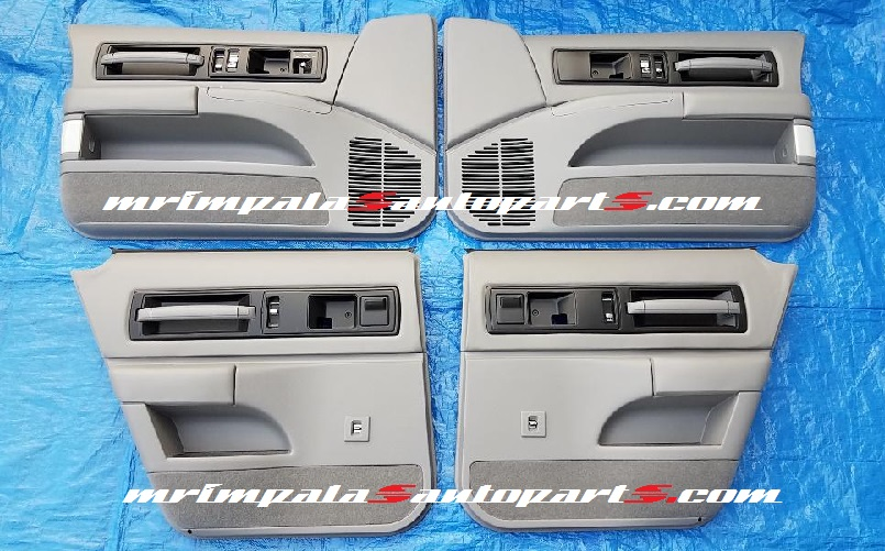 Interior Inside Door Panel Fasteners Clip Mount Set Kit for 00-05 Chevy Impala
